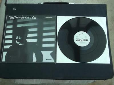 "The Cure Let's Go To Bed 1982 German Press 12"" Vinyl Record Single Ex/ex"