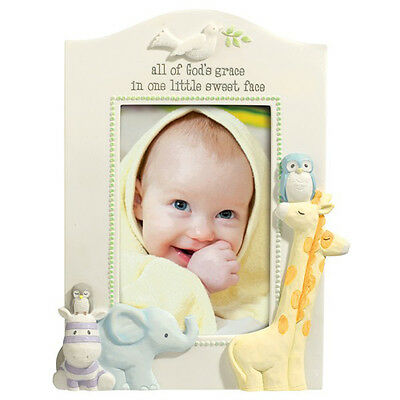 Grasslands Road Baby Noah's Ark Photo Frame All Of God's Grace … 470952