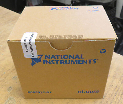 National Instruments 68-Pin I/O Connector Block TBX-68 NEW
