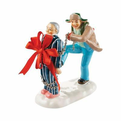 NEW Department 56 Christmas Vacation A Present For Clark Figure 4049651