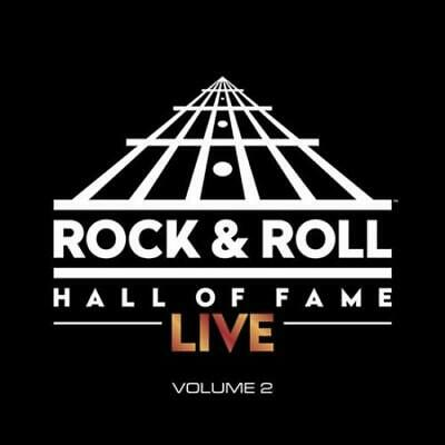 Various Artists The Rock And Roll Hall Of Fame Live, Vol. 2 New Vinyl