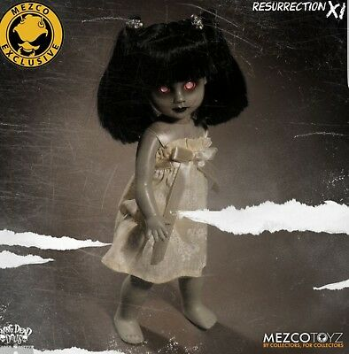 Mezco Living Dead Dolls Resurrection XI HUSH LIMITED  to 275 ONLY IN HAND!!!