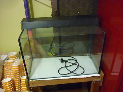 Glass Fish Tank With Stand