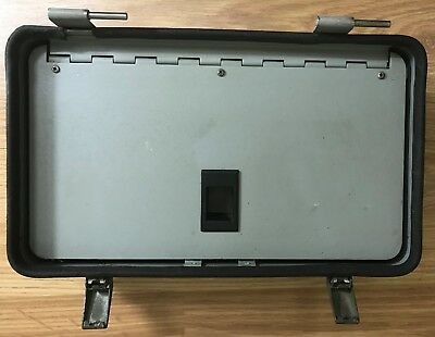 Very Rare Ifr-1200 Ifr-1200S Metal Front Cover With Latches