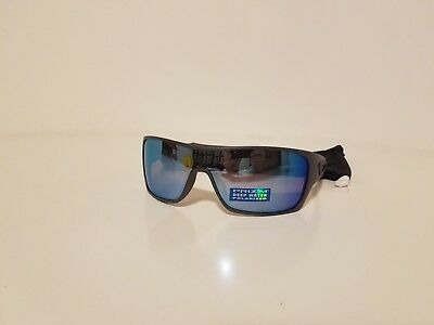 Oakley Sunglasses TURBINE ROTOR Steel Frame Prizm Deep H2O Polarized 009307-09