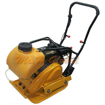 PLATE VIBRATORY COMPACTOR with Water Tank 6.5 HP GASOLINE