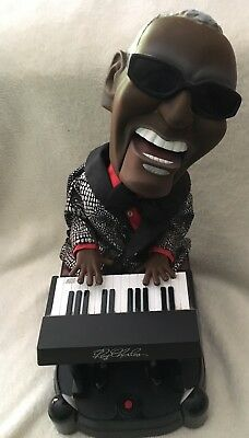 Ray Charles Annimated Singing Figure