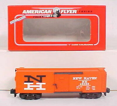 AF 6-48322 S Scale New Haven Boxcar w/box LN/Box