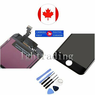 """Black For iPhone 6 4.7"""" Replacement LCD Display Touch Screen Digitizer Assembly"""