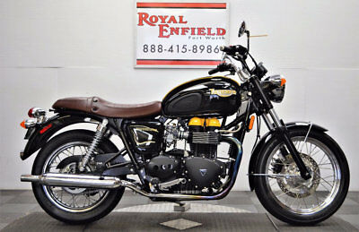 Triumph Bonneville Bonneville 2007 Triumph Bonneville Low Miles Nice Upgrades Financing Call Now We Trade!!!