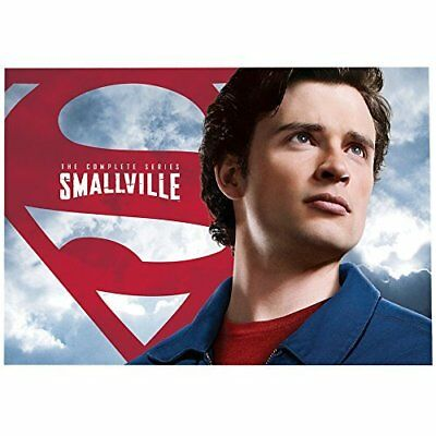 Smallville-Smallville:complete Series  Dvd New