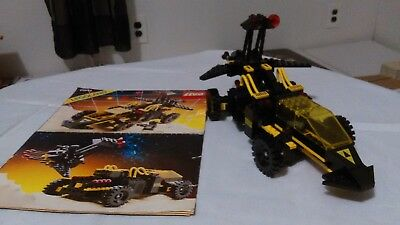 #6941 Vintage Blacktron 1  Pre Owned Complete Lego Set Instructions no box