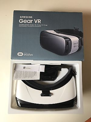 Samsung Gear VR Virtual Reality Oculus Headset As New S6 S7