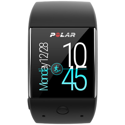 Polar M600 Sports Smart Watch. Android Wear. (Black)