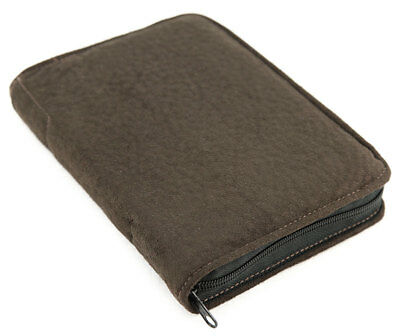 "Soft Synthetic Bible Cover Case for Small Bible or Book Measuring 4.25"" x 6"" NEW"