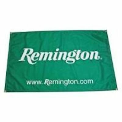 Remington Firearms Gun Dealer Nylon Banner, 3 foot x 5 foot, RM1022