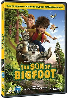 The Son of Bigfoot [DVD]