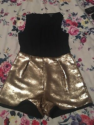 New Look Playsuit Age 10
