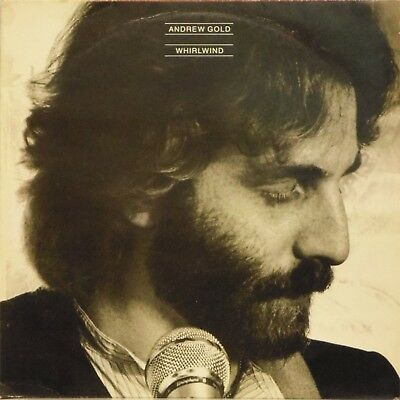Andrew Gold 'whirlwind' Uk Lp
