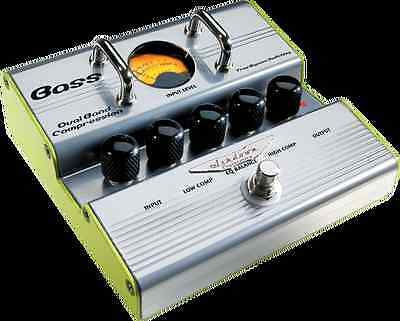 Ashdown Dual Band Bass Compressor pedal