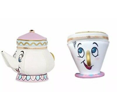 CHIP CUP AND MRS POTTS Coin Purse Set