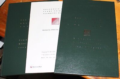 Australia Post 1992 Stamp Year Book No Stamps In Ec