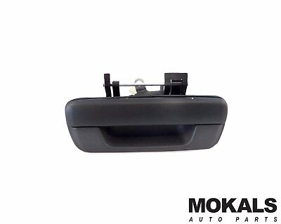 holden rodeo ute RA tailgate handle (black no/without lock type)2003-2008