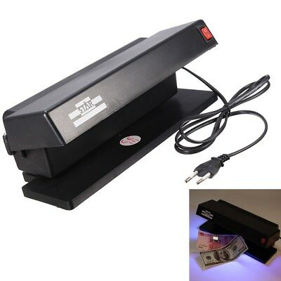 LED UV Light Forgery Dummy Money BankNote Detector Checker for Counterfeit AU