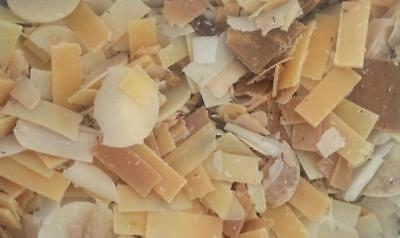 Bag of Mixed Natural Olive Soap offcuts - Rebatch Melt and Pour Turkey