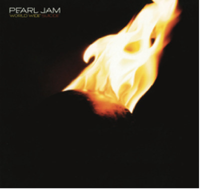 """Pearl Jam World Wide Suicide B/w Life Wasted 7"""" Vinyl New (10Th Nov)"""