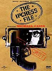 The Ipcress File (DVD, 1999): Michael Caine VERY RARE OOP