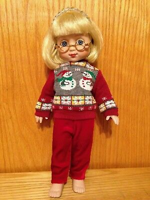 """Holiday Outfit  for Tonner 10"""" Ann Estelle or Patsy by Dale Rae"""