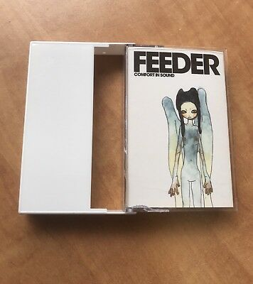 Feeder - Rare Comfort In Sound Cassette