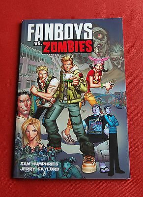 Fanboys vs Zombies - Volume 1 - Sam Humphries, Jerry Gaylord - Boom Studios TPB