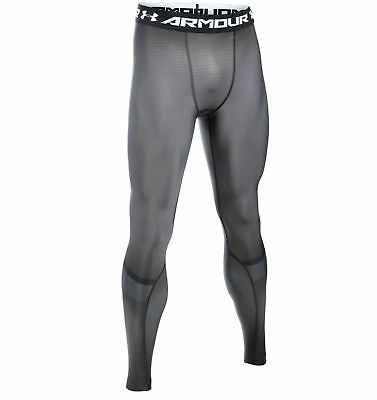 Under Armour Charged Compression Leggings Mens Unisex Thermal Base Layer Winter