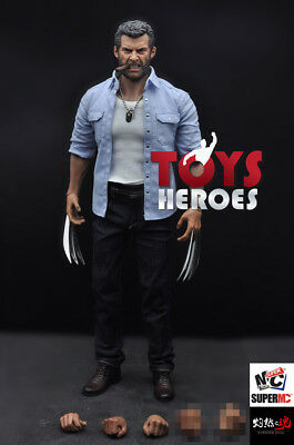 BURNING SOUL BSF001-1 MCTOYS LOGAN ANGRY HORATIO HARMON EDITION Preorder