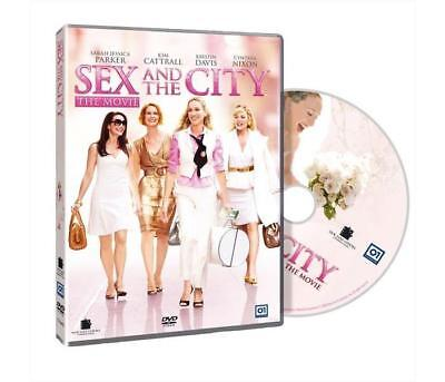Film DVD 01 DISTRIBUTION - Sex And The City   - Colori DVD 2008