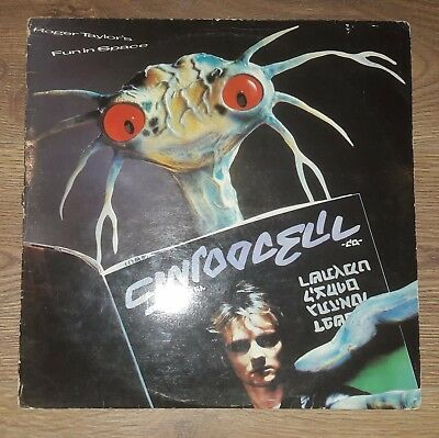 Roger Taylor Vinyl Lp Fun In Space In Good Condition