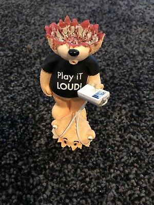 Bad Taste Bear - Signed By Pete, Excellent Condition. No Box