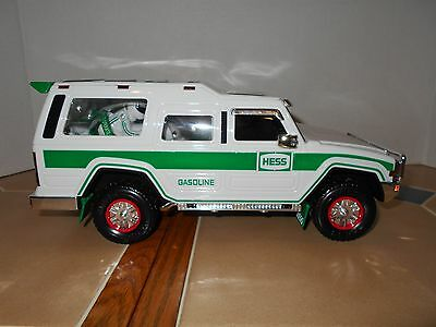Hess Sport Utility Vehicle and Motorcycles , MIB!!