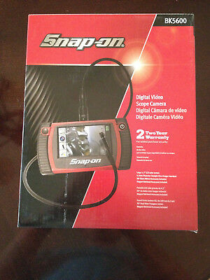 Snap-On BK5600 Digital Video Scope