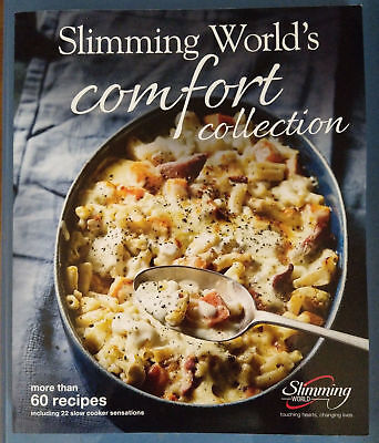Slimming World Food Recipe Book. Comfort Collection. Brand New!!!