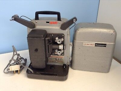 G.B - Bell & Howell Moviemaster Model 635 - 8mm Projector - UNTESTED / SPARES