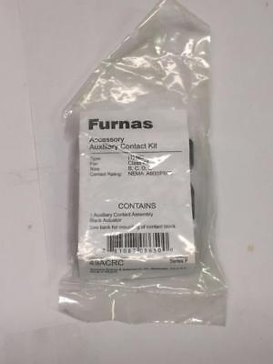 Furnas 49ACRC Auxiliary Contact Kit