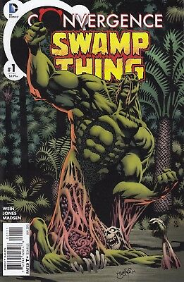 SWAMP THING   CONVERGENCE  1  .......NM-...2015.....Bargain!