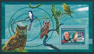 [ETA1880] Guinea 2006 : Owls - Good Very Fine MNH Sheet
