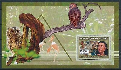 [ETA1882] Guinea 2006 : Owls - Good Very Fine MNH Sheet