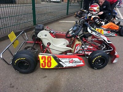 Honda Cadet Zip Kart Chassis and spares package £1000.00