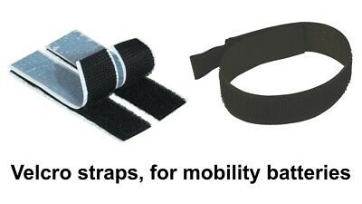 Heavy Duty Velcro Straps Fits Golf Buggies/carts Wheelchairs Mobility Scooter