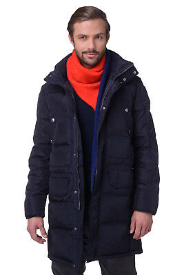 RRP €504 CERRUTI 18CRR81 Size 56 / XXL Men's Parka Jacket With Detachable Hood